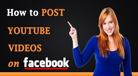 how to post youtube videos on facebook