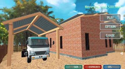 Mod ets truck simulator ID mod apk unlimited money