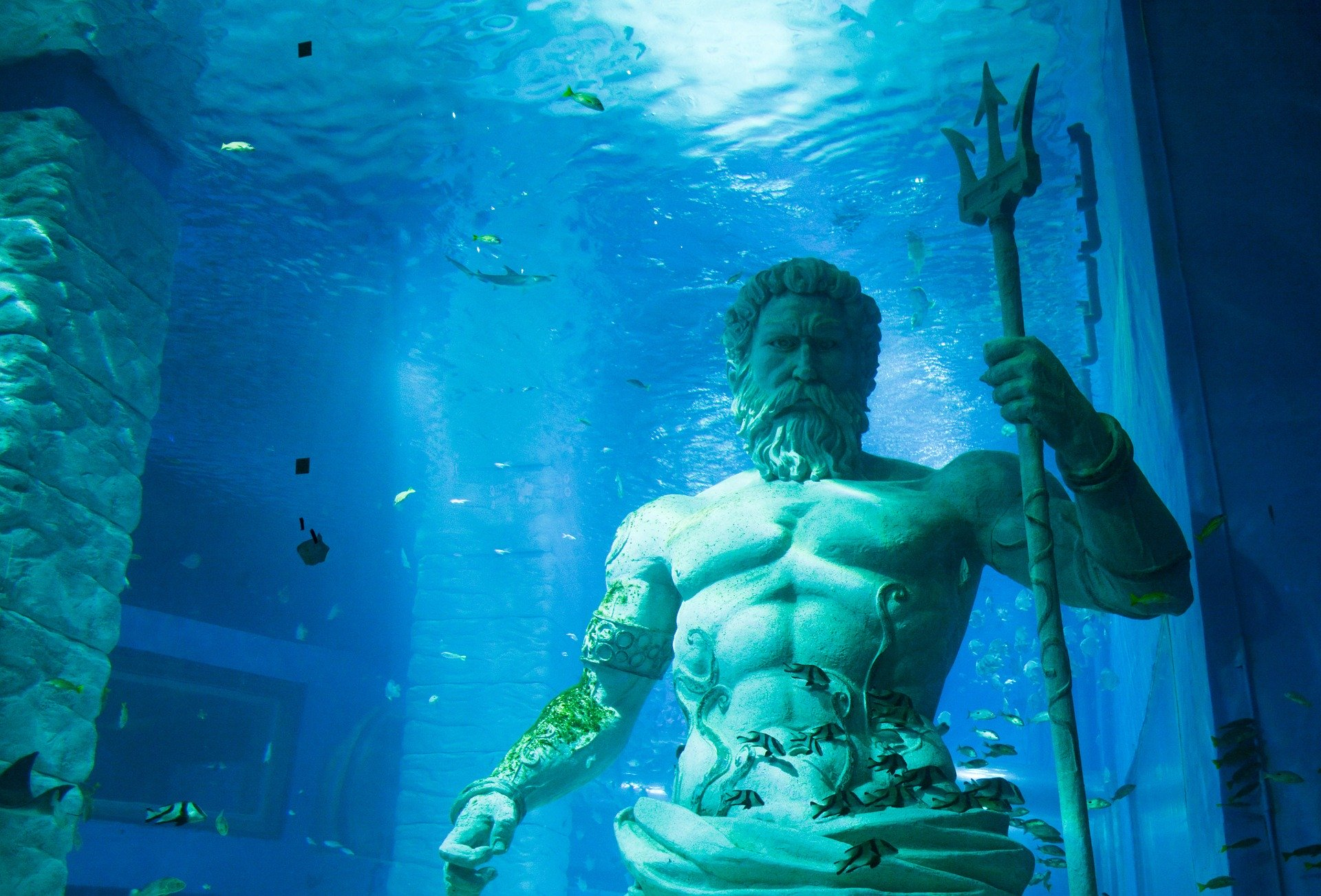 Places You Can Experience Greek Mythology