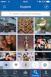 Cara Download Foto Dan Video Di Instagram iPhone 2