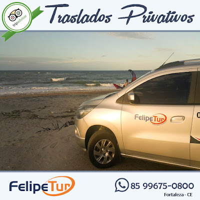 Empresa de Receptivo em Fortaleza