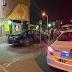 На Троєщині легковик в'їхав у терасу McDonald's: госпіталізовано двох жінок