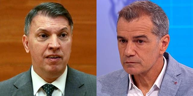 Joaquim Bosch y Toni Cantó