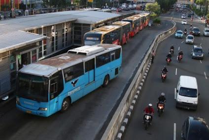 Transjakarta Modifikasi Rute Arah Jl KS Tubun dan Panglima Polim
