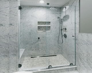 Essence Shower Door