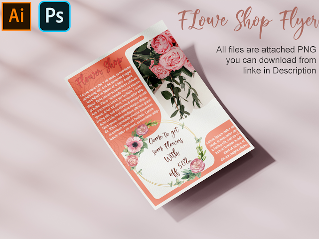 Flayer Tutorial (Flower Shop)