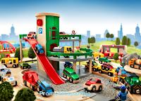 Vinci gratis un bellissimo Garage giocattolo di Brio ( valore di oltre 53 euro)