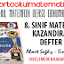 8. Sınıf Matematik Kazandıran Defter Çanta Yayıncılık - Demo