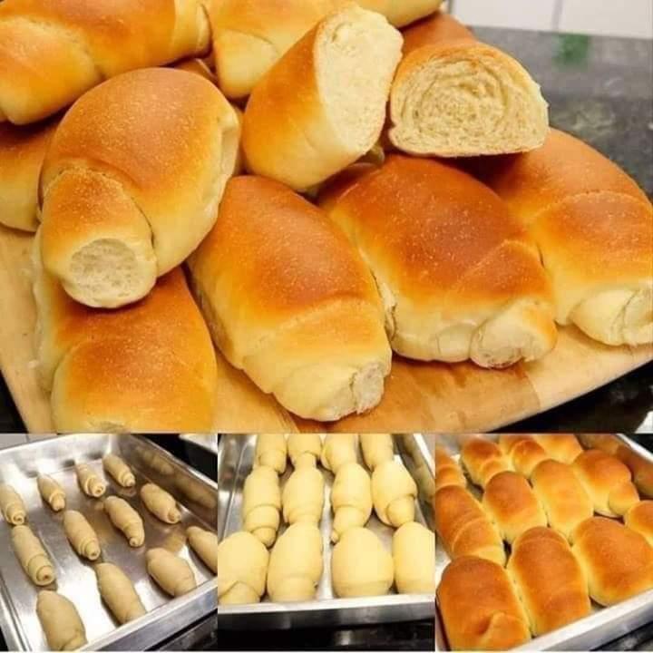 Pãozinho Caseiro Fácil