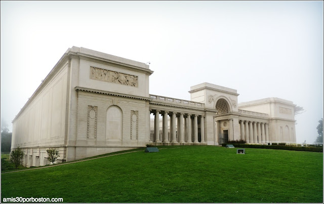 Legion of Honor. Fine Arts Museums of San Francisco