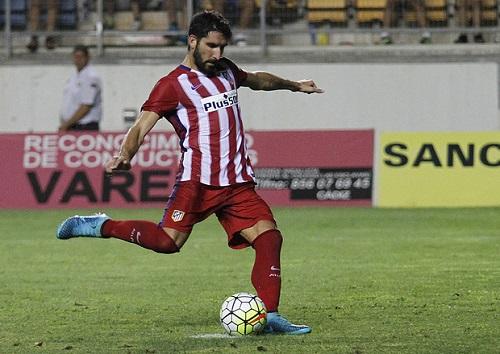 Raul Garcia rời Atletico gia nhập Bilbao