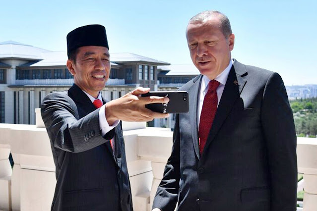 Atasi Konflik Palestina, Anis Dorong Pertemuan Jokowi-Erdogan di Jakarta