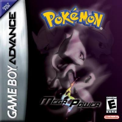 Pokemon Mega Power GBA Download