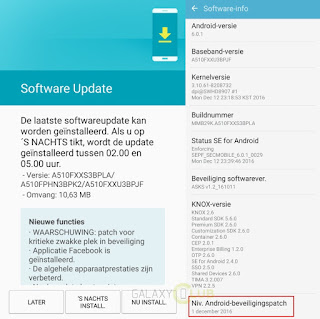 Samsung Galaxy A5 (2016) Have Started Receiving The December Security Update