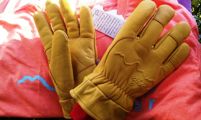 Give'r Best Everyday Gloves Waterproof, All-Leather & Insulated!