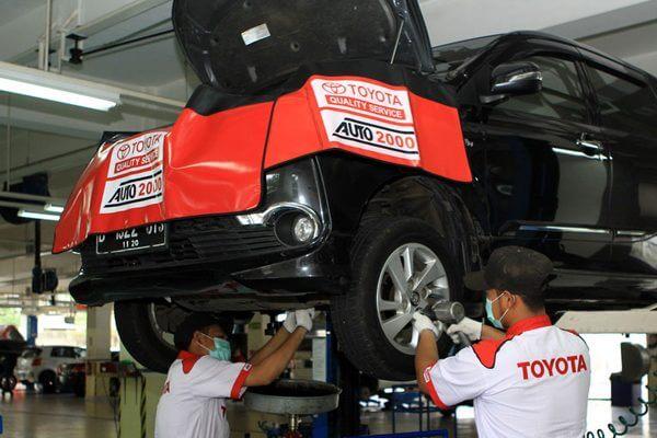 Mobil Nampak Kokoh dan Kuat, Ganti Suku Cadang Toyota dengan Memperhatikan Hal-hal Berikut