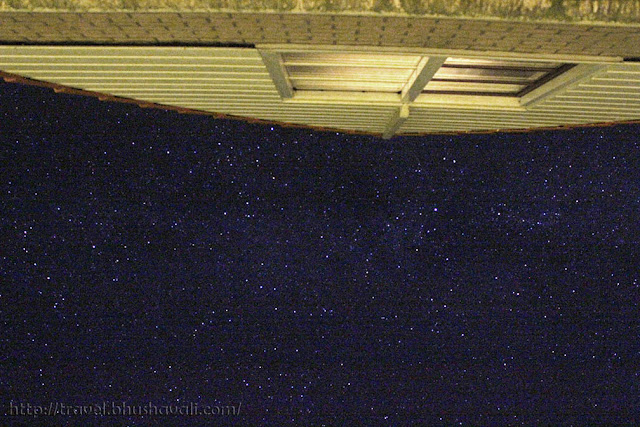 Stargazing in Texel Island