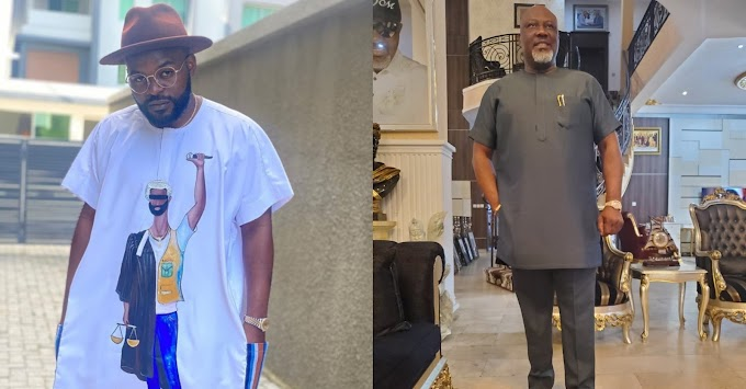 'We go soon face una matter' - Falz slams Dino Melaye over solidarity with #EndSARS protesters