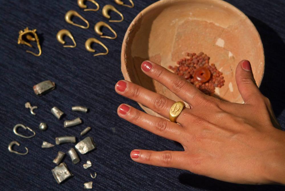 As joias estão presente desde os tempos antigos