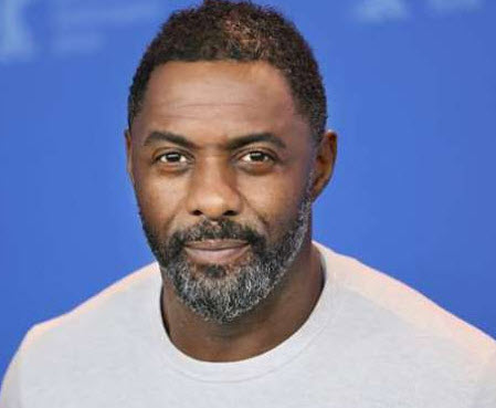 Video of Idris Elba's quarantine