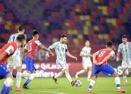 موعد مباراة الارجنتين وفنزويلا في تصفيات كاس العالم