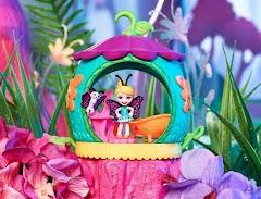 Фигурки кукол Enchantimals Bug Buddies: яркие девочки-насекомые