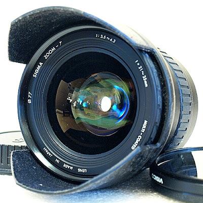 Sigma Zoom AF 21-35mm F3.5-4.2