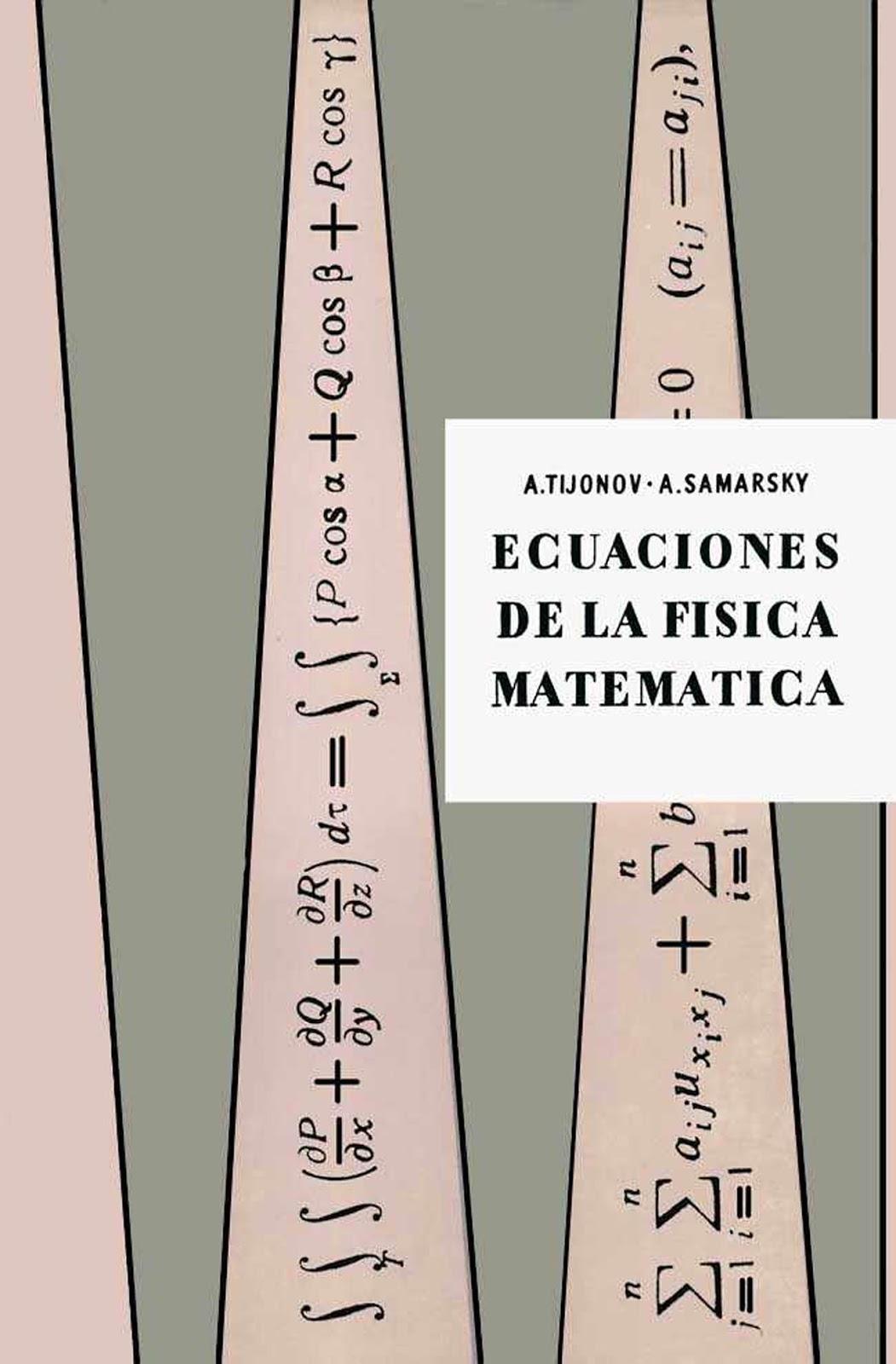 Ecuaciones de la Física Matemática