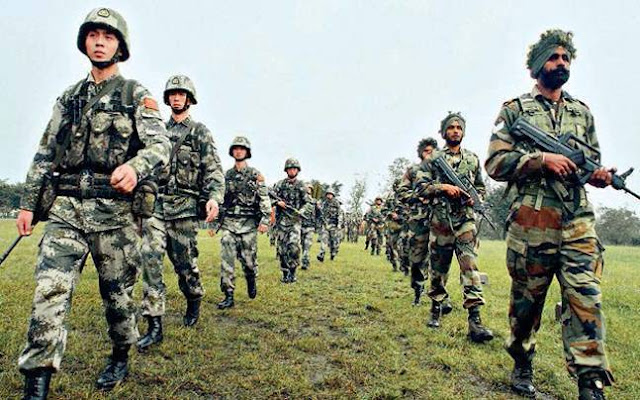 India-China border Tension, India-China border Tension in covid-19 situation