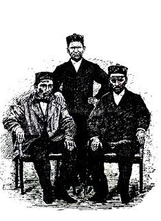 tiga pendeta pertama ditahbiskan johannes siregar markus siregar petrus nasution dari sipirok