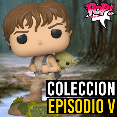 Lista de figuras Funko POP Star Wars Episodio V