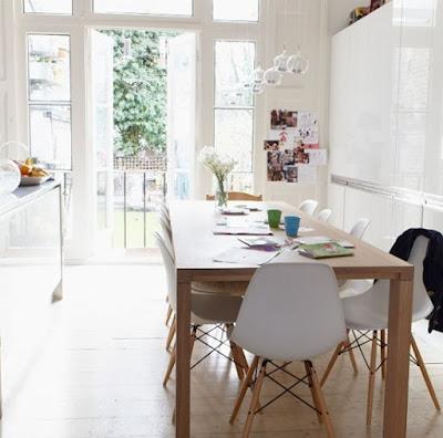 Contoh Gambar Desain Ruang Makan Minimalis Terbaru