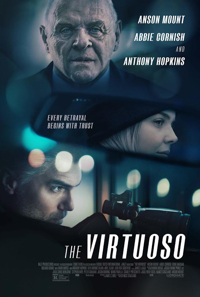 Após Ganhar o Óscar de Melhor Ator por The Father, Hopkins Regressa ao Grande Ecrã com The Virtuos ! Descubra o Trailer e Sinopse