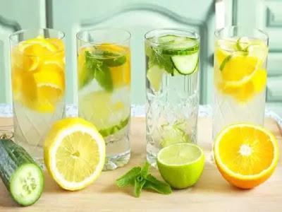 Infused Water Untuk Menurunkan Tekanan Darah Tinggi