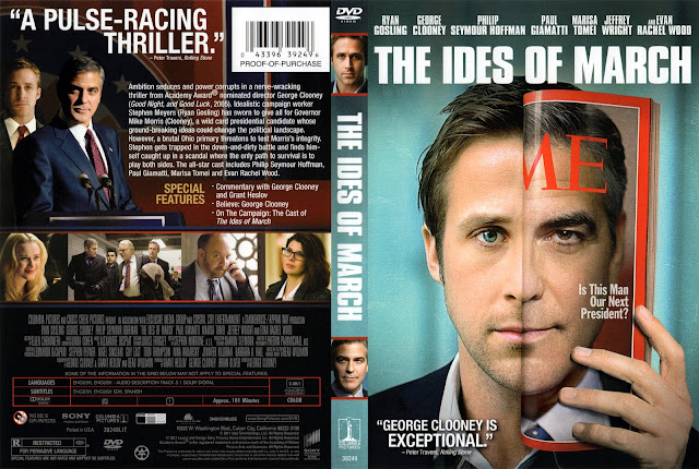 The Ides Of March (scan) DVD Cover