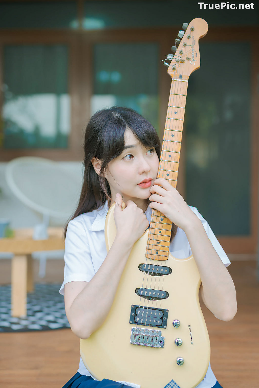 Image Thailand Cute Model - Kananut Wattanakaruna - Happy Summer Vacation - TruePic.net - Picture-4