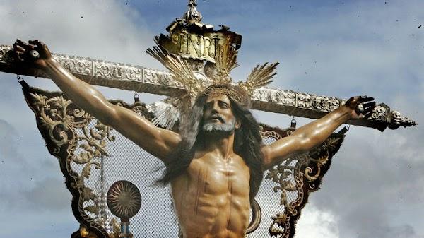 Hermandad de El Cristo 2020. Recorrido 3D. Semana Santa de Jerez