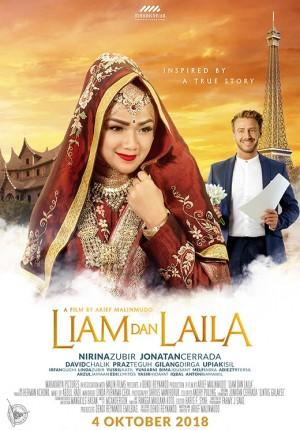 FILM LIAM DAN LAILA (04 Oktober 2018)