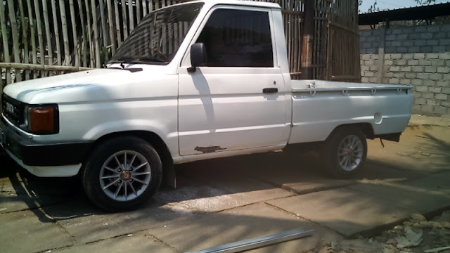 Kijang Pick Up Harian