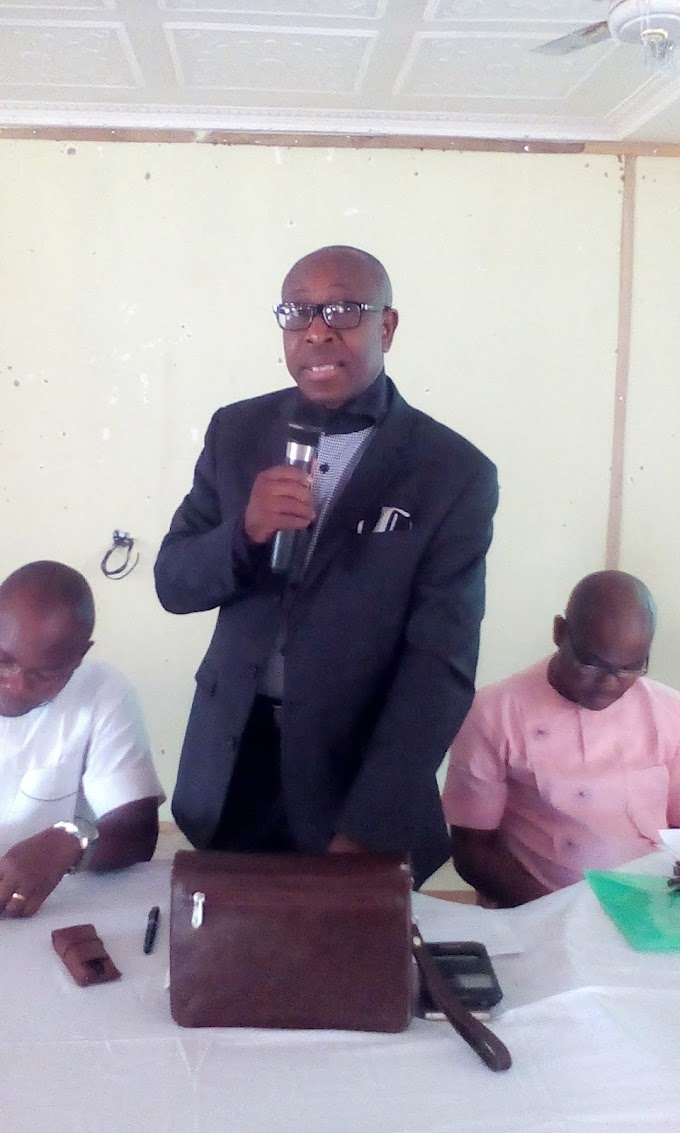 My dream is to leave Abia health sector better than I met it – Dr Ahukannah