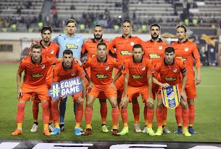 LIVE: QARABAG 2-2 APOEL FC, #UEL «Ζωντανός ο ΑΠΟΕΛ, έμεινε όρθιος στο Μπακού»