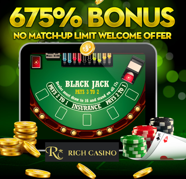 Rich casino bonus codes