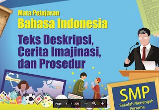 Download Buku Modul PKP Guru SMP 2019 Semua Mata Pelajaran
