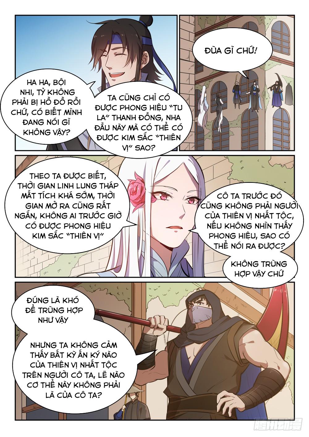 Bách Luyện Thành Thần chap 448 - Trang 3