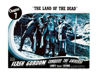 Flash Gordon conquista el Universo - The Land of the Dead