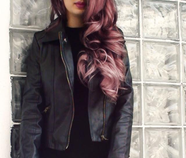 pink pastel hair tumblr