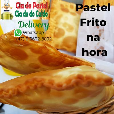 delivery de pastel em Itapema