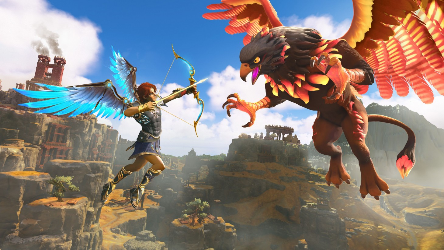Immortals: Fenyx Rising (Switch) — revelado tamanho do arquivo na eShop -  Nintendo Blast
