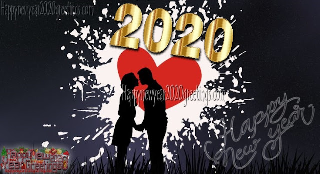 New Year 2020 Love Greetings Wishes Hd Happy New Year 2020