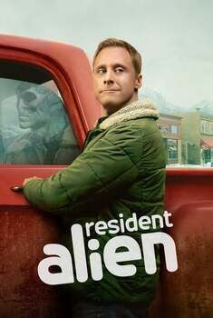 Resident Alien 1ª Temporada Torrent - WEB-DL 720p/1080p Legendado
